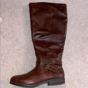 Journey collection wide calf April boot